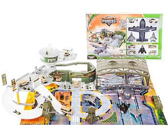 Детский игровой набор Chi Lok Bo Toys Militare base