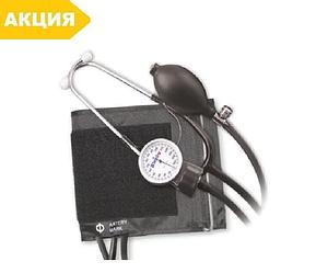 Тонометр механический B.Well WM-63S ручной измеритель артериального давления со встроенным стетоскопом