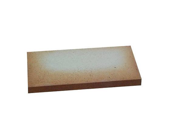 Шамотная плита  400x200x30 мм.  AW, фото 2