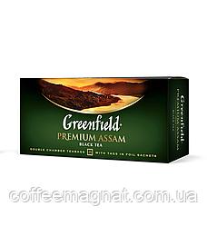 Чай Premium Assam Greenfield 100гр.