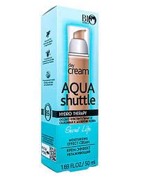 Крем денний зволожуючий ефект Aqua Shuttle Hydro Therapy для особливо чутливої шкіри