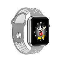 Смарт-часы Smart Watch i68 mini серые (MD12966сер)