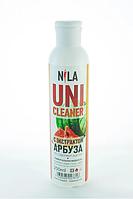 Универсальная жидкость Nila Uni-Cleaner без ацетона для очистки 250 мл. арбуз