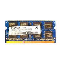 Оперативная память SO-DIMM DDR3 8GB PC3L-12800S 1600MHz Elpida БУ