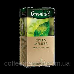 Чай Green Melissa Greenfield 85гр.