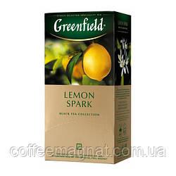 Чай Lemon Spark Greenfield 100 гр.