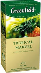 Чай Tropical Marvel Greenfield 100 гр.
