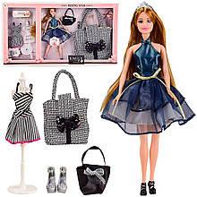 Лялька EMILY QJ096A з сумкою для дівчинки