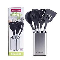Набір кухонного приладдя кухарський набір 6 предметів Kamille 5238