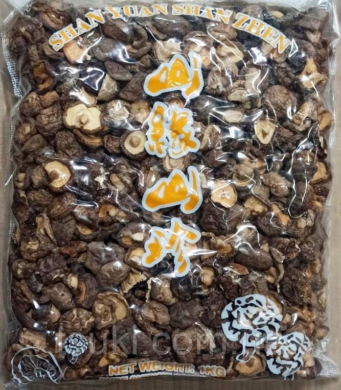 Грибы шиитаке 1 кг. сушеные