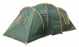Палатка Totem Hurone 6 м. TTT-035. Палатка туристическая. Кемпинговая палатка