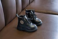 Детские ботинки для девочки демисезонные DAI-W-SMR, размер 21