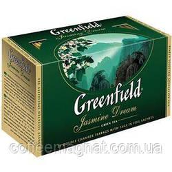 Чай Пакет Jasmin Dream Greenfield 25 пакетиків по 2 гр.