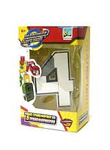 "Трансформер 188-5Е  цифра ""4"""