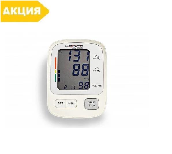 Тонометр автоматичний Heaco WBP108 електронний вимірювач артеріального тиску