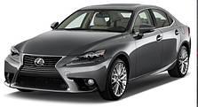 Защиты двигателя на Lexus IS (с 2013 --)
