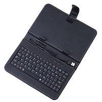 Чехол с клавиатурой для планшетов rus 10 дюймов