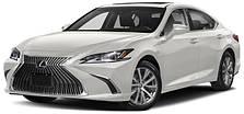 Защита двигателя на Lexus ES 250 (с 2018--)
