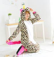 """Пижама кигуруми """"Леопардовый единорог"""", фото 1"""