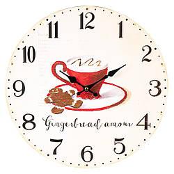 Часы настенные Gastar 34 см 1012AL