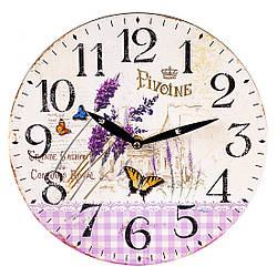 Часы настенные Gastar 29 см 1001AL