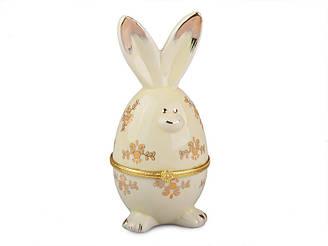 Шкатулка Lefard Пасхальный кролик 6х6х13 см  82-907