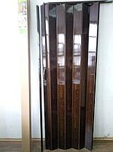 Двері розсувні глуха горіх 7103, 810*2030*6 мм, доставка по Україні