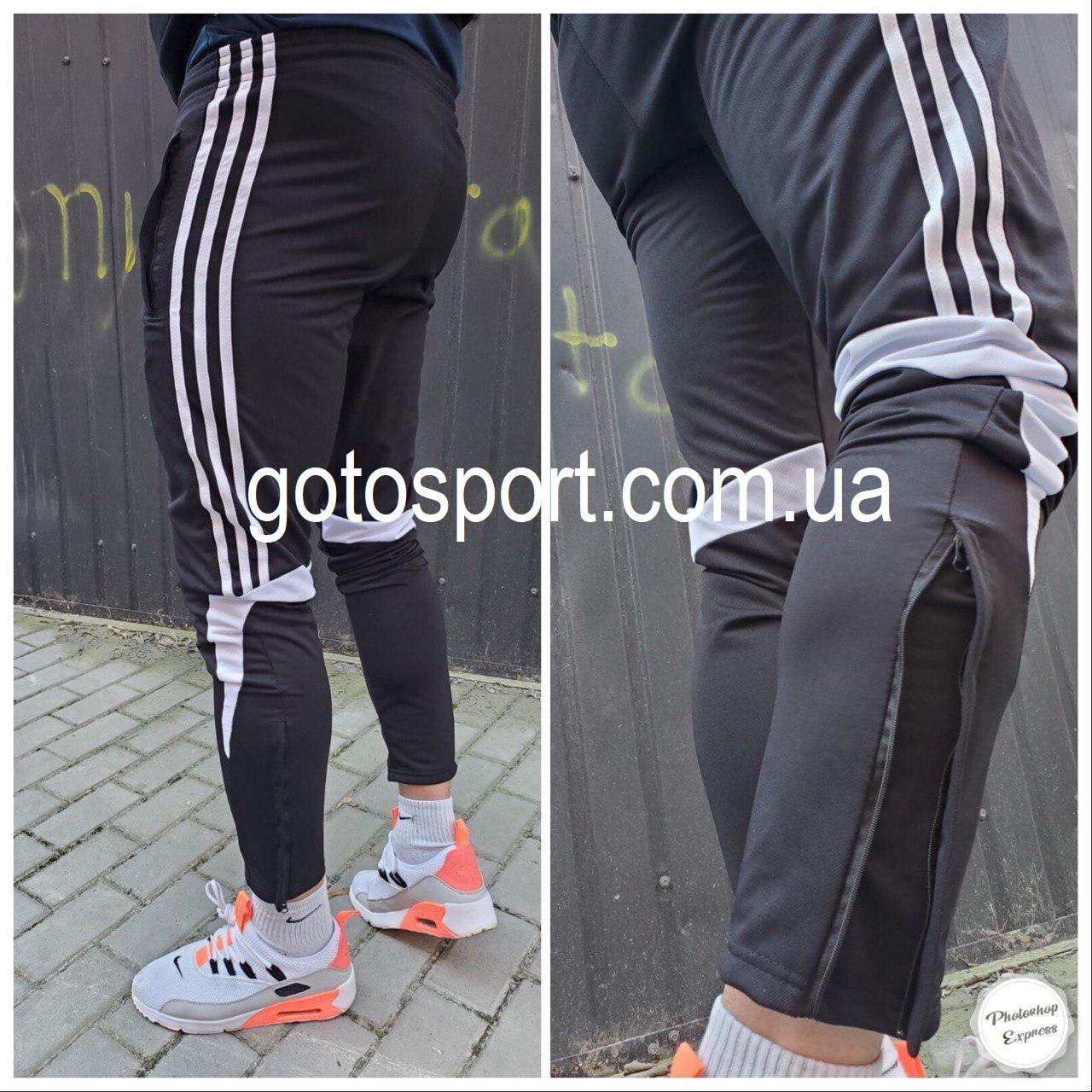 Мужские спортивные штаны Adidas Men Black Cool