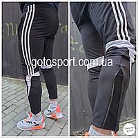 Мужские спортивные штаны Adidas Men Black Cool, фото 1