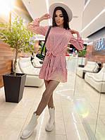 Женское лёгкое стильное платье