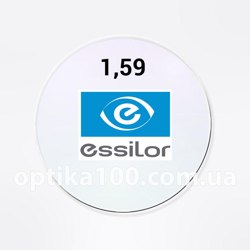 Франція Essilor AIRWEAR Trio Clean 1,59. Ударостійка лінза з антибликом для окулярів. Витончена