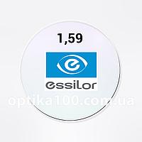 Франція Essilor AIRWEAR Trio Clean 1,59. Ударостійка лінза з антибликом для окулярів. Витончена, фото 1