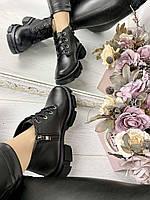 Ботинки женские натуральная кожа, женская обувь весна