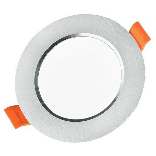 Світильник світлодіодний Biom DF-6G 6Вт 5000К сірий круглий