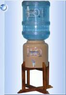 Артезианская очищенная бутулированная вода