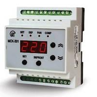 МСК-301-86 (85) - контроллер-термостат для холодильного оборудования