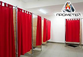 Прямой карниз под заказ для примерочных в магазины одежды  Ø20мм, 25мм, 30мм, 32мм
