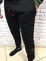 Теплые мужские спортивные штаны Puma Creature Sport W Black, фото 1