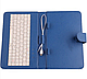 "Чехол клавиатура для планшета 7"" blue micro, фото 2"