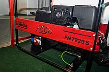 Сварочный бензиновый генератор Fogo FH 7220 SE (6,0 кВт, 3ф~)