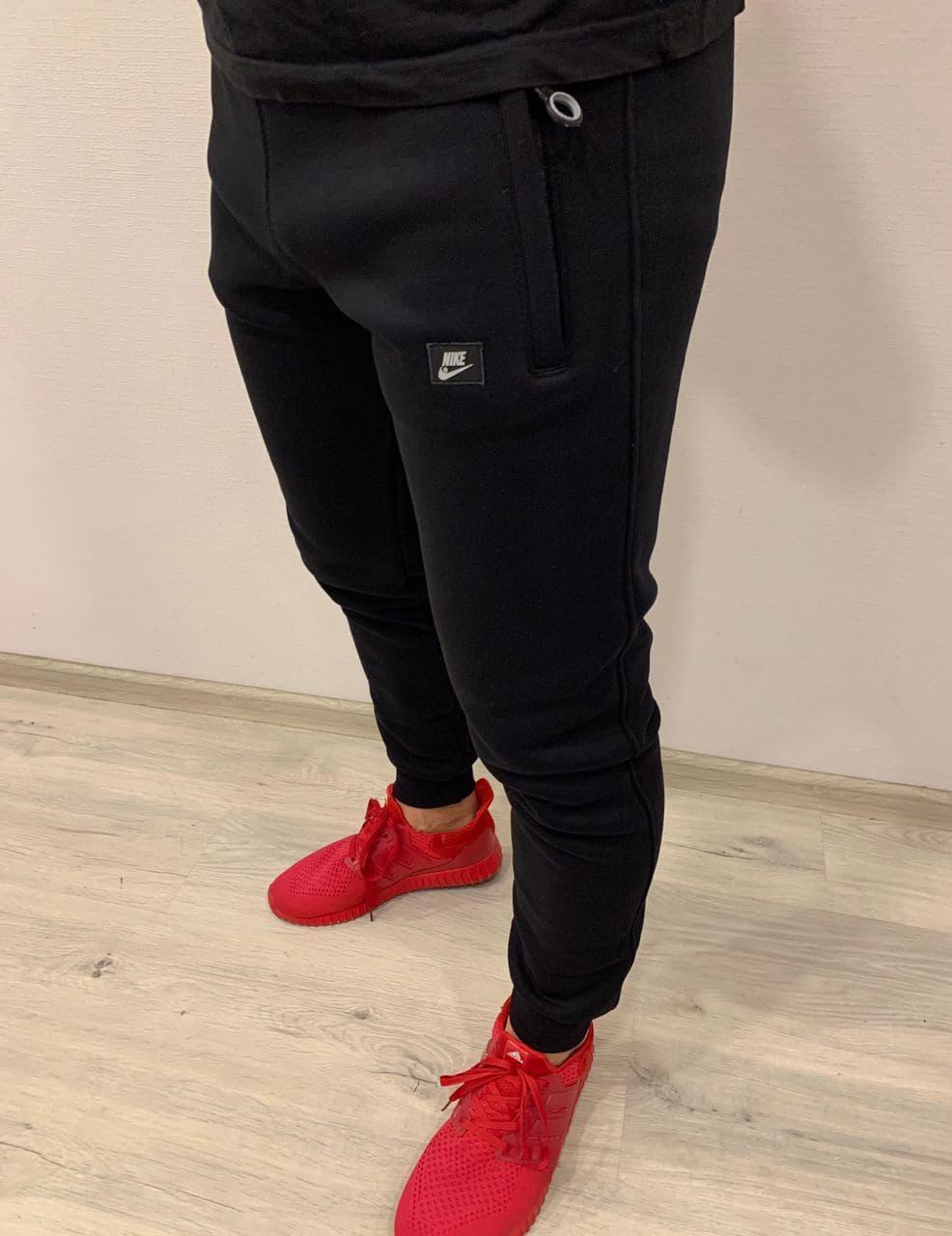 Теплі чоловічі спортивні штани Nike Air