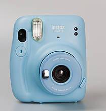 Камера Моментальной печати Fujifilm Instax Mini 11 Sky Blue Ледяной Голубой / в магазине