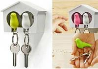 Ключниця - 2 пташки в шпаківні (GIPS), товари для кухні, товари для будинку