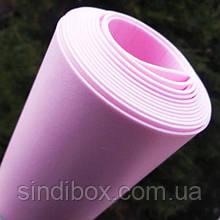 Изолон в рулоне, 4м х 0,75 х 2мм, Цвет- розовый №3 (СИНДТЕКС-0952)