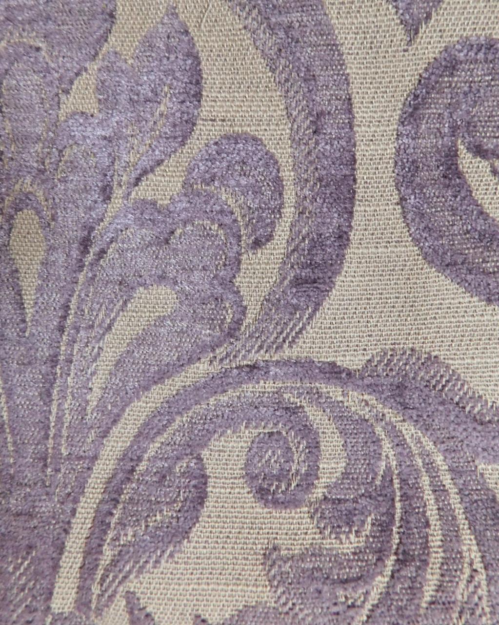 Портьерная ткань REPUBLICAN 04 PLUM
