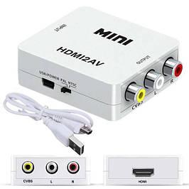 Кабеля HDMI и переходники
