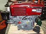 Двигатель дизельный ДД180ВЭ (8 л.с.), фото 2