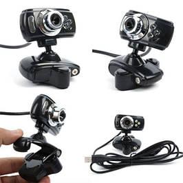 Веб-камеры и микроскопы