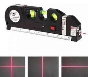 Лазерный уровень со встроенной рулеткой Нивелир LASER LEVEL рулетка