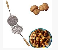 Форма для выпечки печенья Грибочки с начинкой